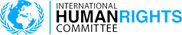 International Human Rights Committee Sticky Logo