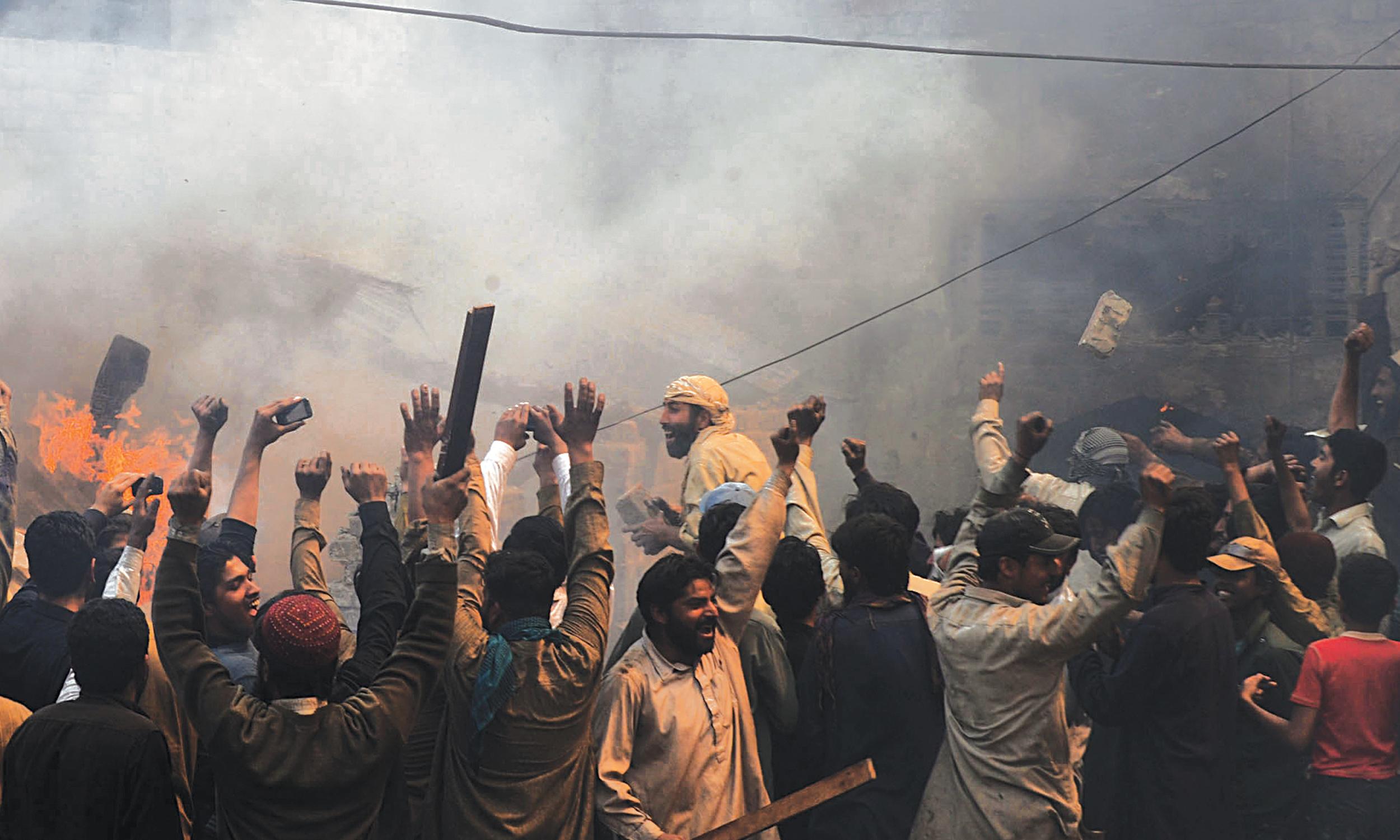 Pakistan's 'Islamophobia' problem